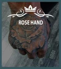 ROSE HAND